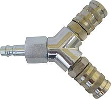 Тройник для компрессора TOTAL DCC-100
