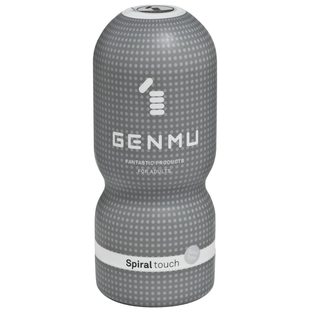 Мастурбатор Spiral Touch - Genmu