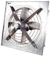 Вентилятор осевой ВО оконный (птичник)