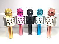Беспроводной микрофон для караоке WS-858. Алматы, фото 1