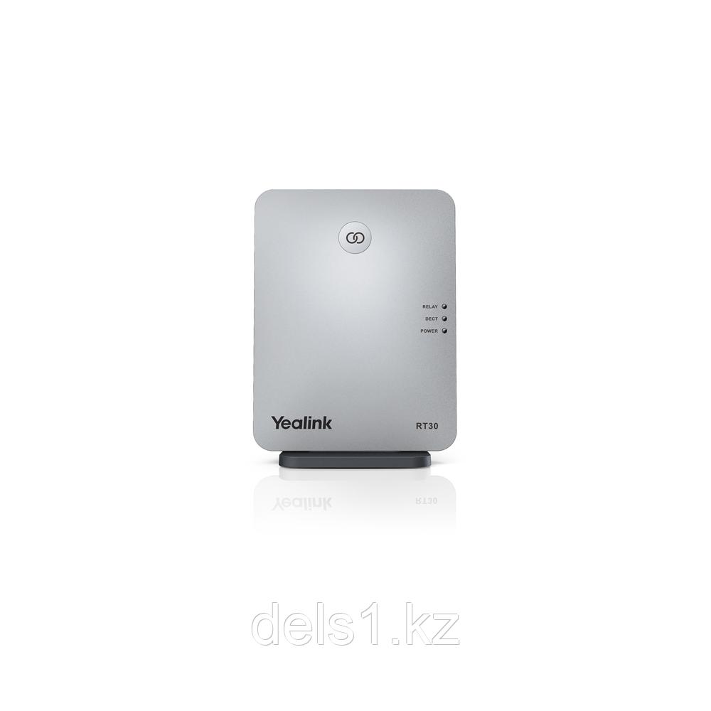 Yealink RT30 репитер для SIP-DECT-телефонов Yealink W52P и Yealink W60P. Yealink W41P