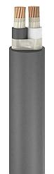 Кабель НРГ 2х6