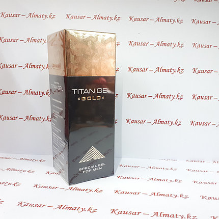 Titan Gel Gold для мужчин (для увеличения члена), фото 2