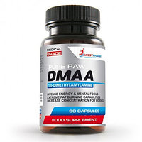 1,3 DMAA / 1,3-диметиламиламин, 60 капс, West Pharm