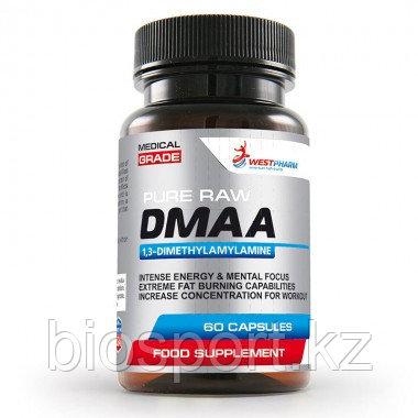 Жиросжигатель/Энергетик West Pharm 1,3 DMAA / 1,3-диметиламиламин, 60 капсул