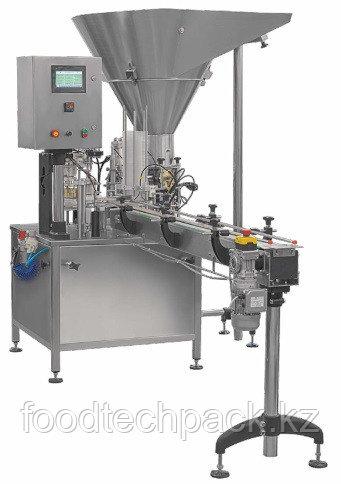 Автомат для фасовки классического творога в полимерную тару