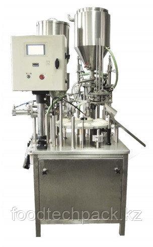 Автомат для фасовки мороженого в вафельные рожки