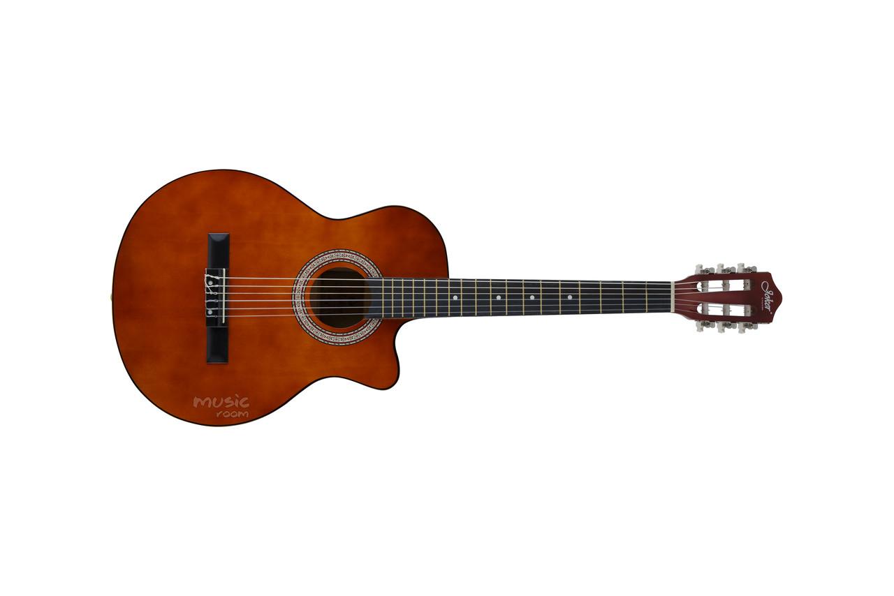 Детская классическая гитара Joker 3801C-10T 38 - 3\4 WA