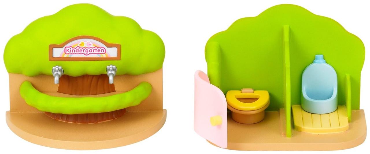 """Sylvanian Familis Набор """"Туалетная комната для детского сада"""""""