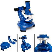 Набор для научных исследований [Телескоп + Микроскоп] 2-в-1 «Мир как на ладони» от Эврики, фото 3