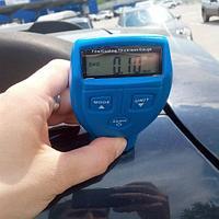 Толщиномер GM200A для измерения толщины лакокрасочного покрытия на металле, фото 1