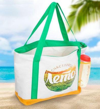 Сумка-термос пляжная с бутылочкой «KOMANDOR», фото 2