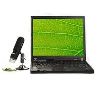 Микроскоп электронный цифровой Digital MicroCapture [увеличение до 500х] с USB-подключением