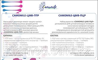Набор реагентов CAMOMILE-ЦМВ-ПЦР