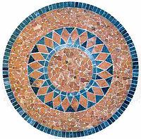 Панно мозаичные мраморные, фото 1