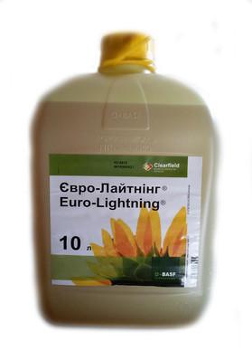Гербицид Евро-лайтнинг- решение для любой ситуации на поле.