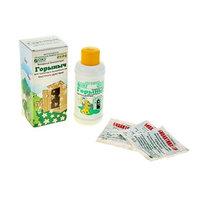 Биопрепарат Горыныч-бинарный для туалетов и выгребных ям (0,5л.  3 пакетика по 30г.)