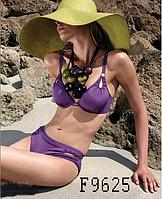 """Модный Фиолетовый купальник под Victoria""""s Secret с чашками"""