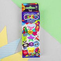 Набор креативного творчества 'Воздушный пластилин', серия 'Air Clay', 7 цветов ARCL-01-01