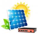 Коммутаторы PoE автономные (Solar/UPS)