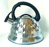 Чайник со свистком Fissman 3,2 литра, фото 3