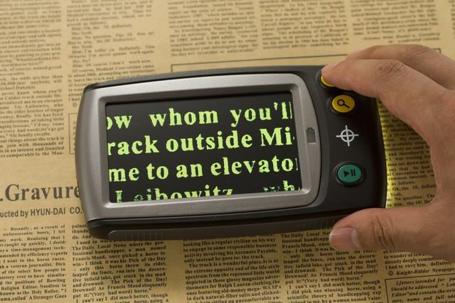 Видеоувеличитель Rixet VM-001