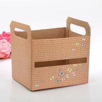 Коробки-ящик 'Мечтай', 19,3 x 14,5 x 15 см (комплект из 3 шт.)