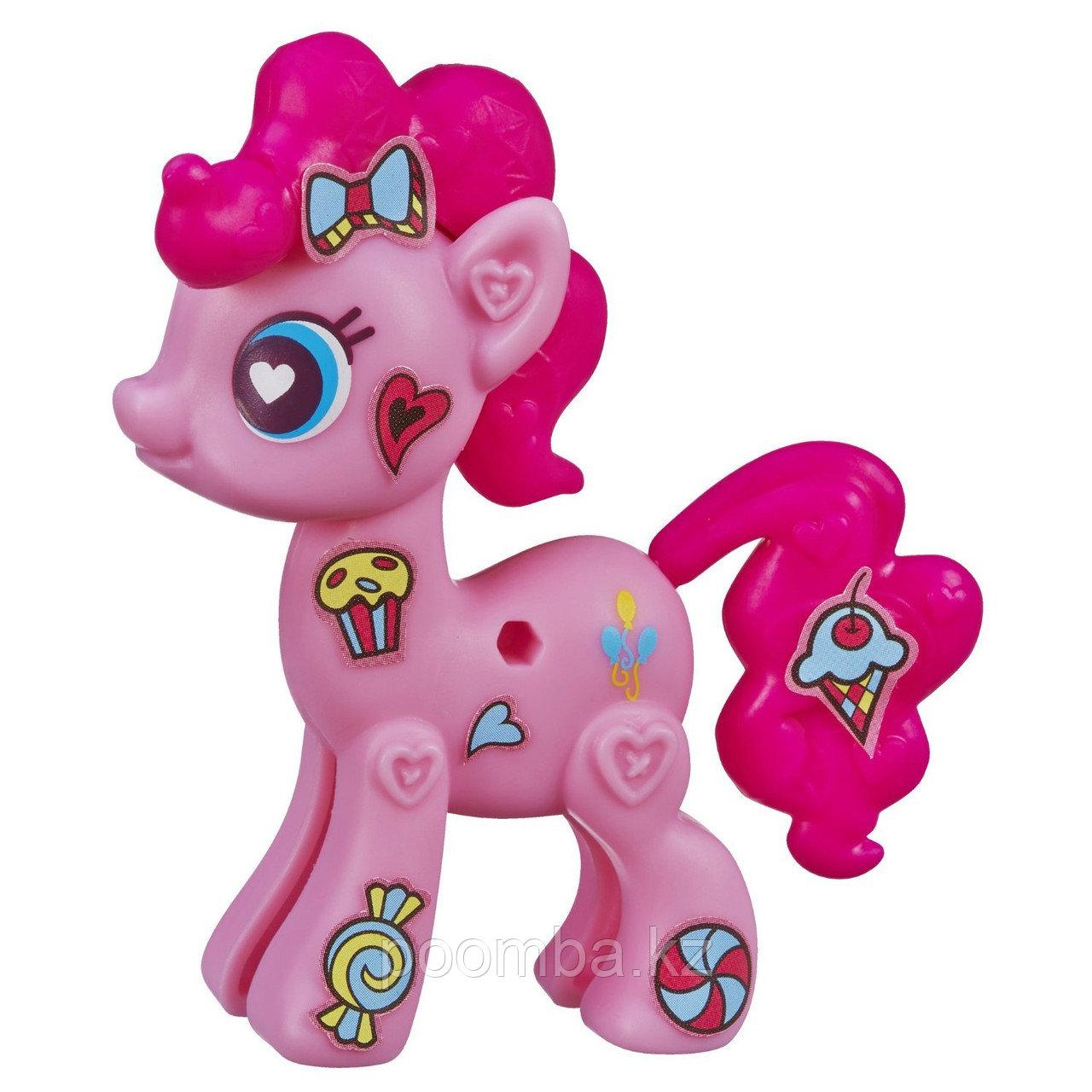 """Поп-конструктор My Little Pony """"Создай свою пони"""" - Пинки Пай"""