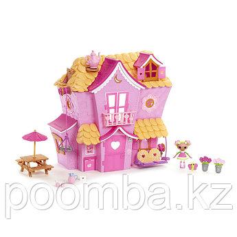 Пряничный котедж Lalaloopsy c куклой и аксессуарами