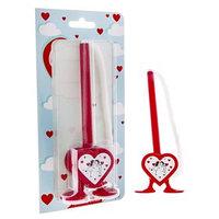 Фигурная ручка 'С любовью' на подставке