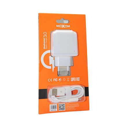 Зарядное устройство Moxom KH-70Y Type-C, Samsung, фото 2