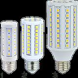 """Лампа LED  Е 27 """"Кукуруза"""" 20 w, фото 2"""