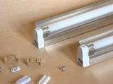 Cветодиодная светильник Т5, светильник накладной, трубка 30 см. 4 w led lemp.  диодная лампа, фото 5