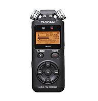 Аудио рекордер tascam dr-05 +2GB SD карта памяти