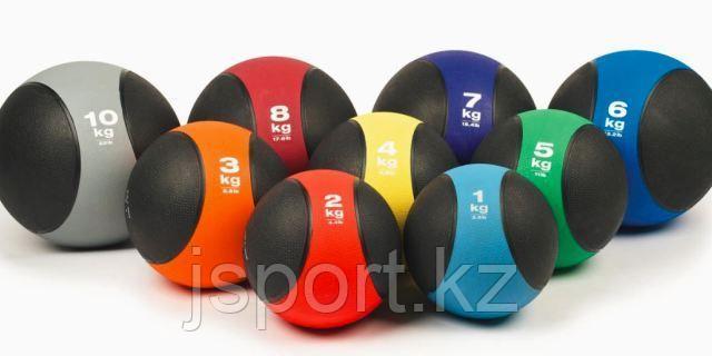 Медицинбол (мяч гимнастический набивной)