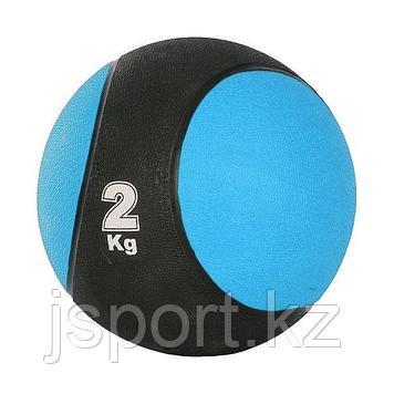 Медицинбол (мяч гимнастический набивной) 2 кг