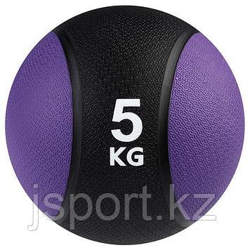 Медицинбол (мяч гимнастический набивной) 5 кг