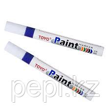 Маркер масляный Paint синий