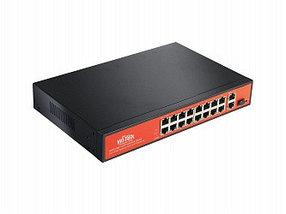 Коммутатор PoE Wi-Tek WI-PS518GV, фото 2