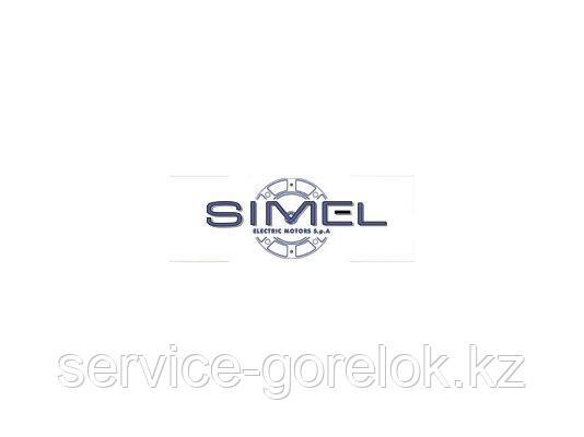 Электродвигатель SIMEL 1.5 КВт для горелок с наддувом 18/6-54
