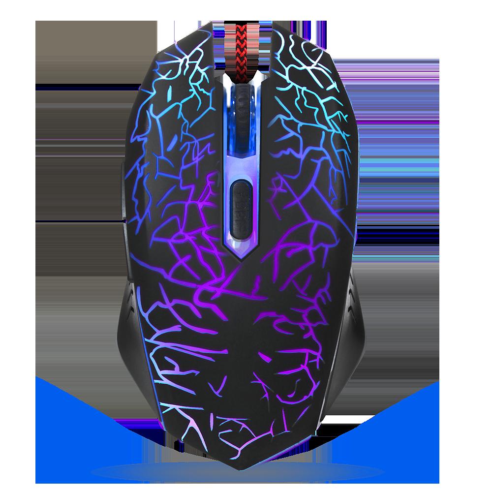 Мышь Crown CMXG-613 THUNDER