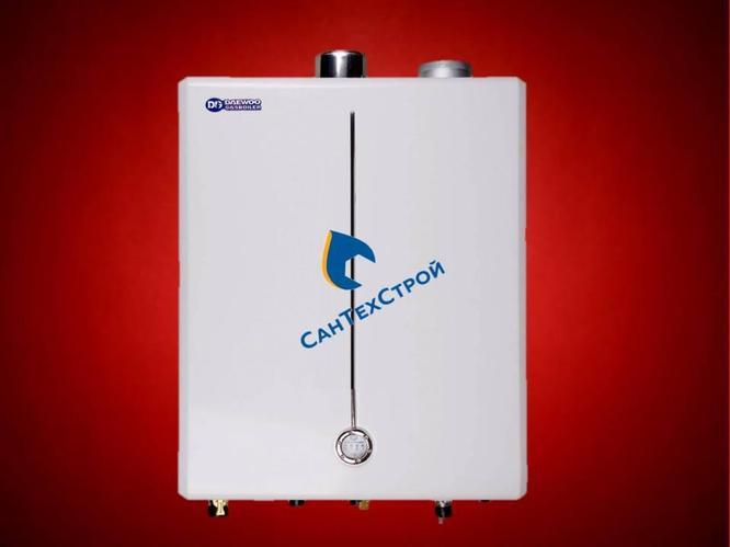 Настенный газовый котел DAEWOO DGB-160 MSC