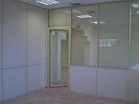 Перегородки комбинированные (ЛДСП, МДФ, ШПОН, стекло)