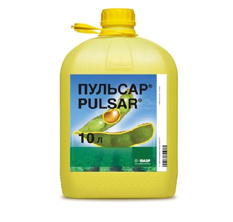 Гербицид Пульсар, 4% в.р. Золотой стандарт для возделывания бобовых