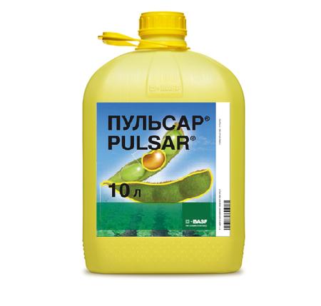 Гербицид Пульсар, 4% в.р. Золотой стандарт для возделывания бобовых, фото 2