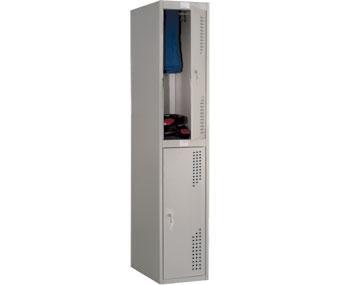 Шкаф металлический NOBILIS NL-02 (1900х360х590 мм)