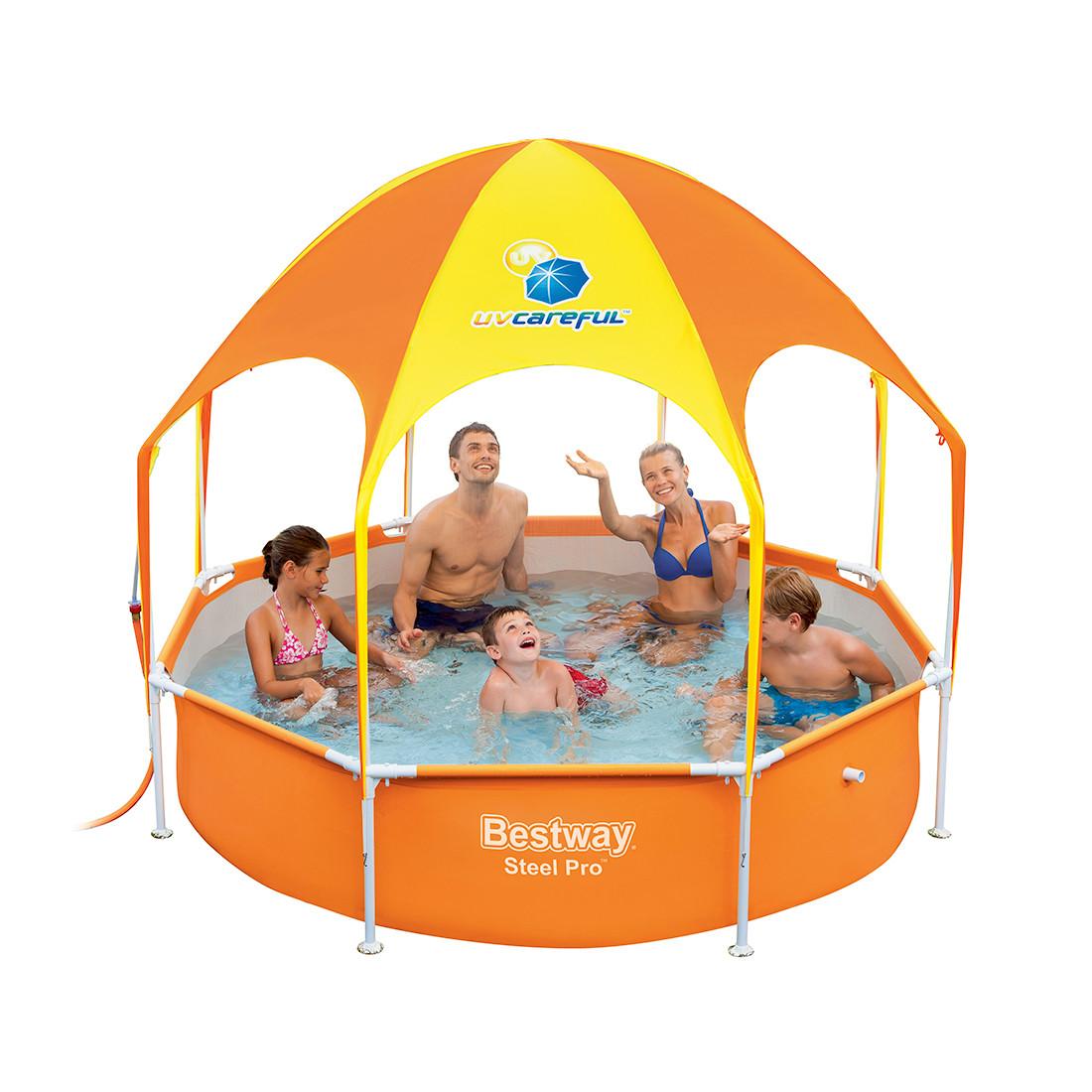 Каркасный бассейн Bestway 56432 (56193)