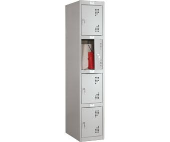 Шкаф металлический NOBILIS NL-04 (1900х360х590 мм)