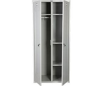 Шкаф металлический ПРАКТИК LS-21-80 U(1830х813х500 мм)