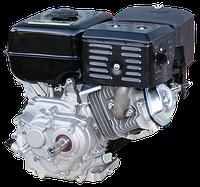 Двигатель LIFAN 168F-L (5,5 л.с., вал 20мм, шестеренчатый редуктор 1:2)